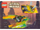 Gear No: 4178295  Name: Postcard - Star Wars Set 7133 Bounty Hunter Pursuit