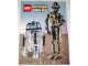 Gear No: 4182214  Name: Star Wars R2-D2 / C-3PO Droid Collectors Set Poster