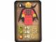 Gear No: 4189440pb10  Name: Orient Card Baddies - Emperor Chang Wu