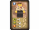 Gear No: 4189440pb12  Name: Orient Card Heroes - Johnny Thunder (China)