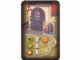 Gear No: 4189440pb24  Name: Orient Card Hazards - Dragon Fortress Door with Keyhole