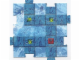 Gear No: 4189442pb03  Name: Orient Gameboard Square - Everest 3
