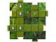 Gear No: 4189443pb01  Name: Orient Gameboard Square - Jungle 1