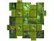 Gear No: 4189443pb06  Name: Orient Gameboard Square - Jungle 6