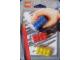 Gear No: 4202675  Name: Eraser, LEGO Brick Set of 3 (Red, Yellow & Blue)
