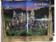 Gear No: 4205759b  Name: Harry Potter Poster, Chamber of Secrets Series, later, includes 4719 and 4720 on back, Lego Logo on Right