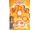 Gear No: 4216818  Name: Watch Set, Clikits Flower (Orange)