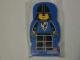 Gear No: 4229617  Name: Memo Pad Minifig - (I) Black Falcon