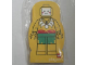 Gear No: 4229619  Name: Memo Pad Minifigure - (K) Islander