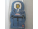Gear No: 4229621  Name: Memo Pad Minifig - (M) Arctic
