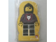 Gear No: 4229646  Name: Memo Pad Minifig - (Y) Wolf People (Wolfpack)