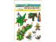Gear No: 4234195  Name: Sticker, Castle Theme Legoland Sticker Sheet
