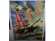 Gear No: 4244911  Name: Pirates Captain Redbeard Poster (Double-Sided)