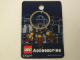 Gear No: 4248975  Name: Minifigs Metal Key Chain - Western (Brown)