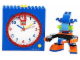 Gear No: 4250339  Name: Clock Set, Build a Robot