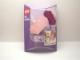Gear No: 4251260  Name: Eraser, LEGO Brick Eraser Set of 2 (Pink, Purple)