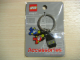 Gear No: 4263629  Name: Minifigures Metal Key Chain - Train Passengers Metroliner