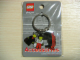 Gear No: 4263631  Name: Minifigures Metal Key Chain - Train Passengers
