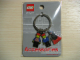 Gear No: 4263633  Name: Minifigures Metal Key Chain - Train Conductors