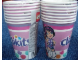 Gear No: 4267581  Name: Food - Party Cups Clikits Pattern (8 pcs)