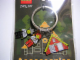 Gear No: 4276417  Name: Minifigures Metal Key Chain - PO Wildwood A - Chalet
