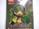 Gear No: 4276421  Name: Minifigures Metal Key Chain - PO Wildwood C - Trees