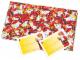 Gear No: 4297306  Name: Gift Wrap & Tags, Santa Minifigure Pattern