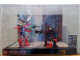 Gear No: 4298138  Name: Display Assembled Set, Exo-Force 7700, 7701, 7702, 7703 in Plastic Case with Light