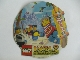 Gear No: 4329296  Name: Computer Mouse Pad, LEGO Insel 2 Pattern (LEGO Island 2)
