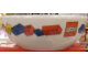 Gear No: 4495480  Name: Food - Bowl, Bricks Pattern Melamine