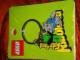 Gear No: 4503055  Name: Fabuland Minifigures Metal Key Chain Crocodile 1 and Elephant 1