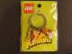 Gear No: 4503056  Name: Fabuland Minifigures Metal Key Chain Pig 4 and Monkey 5