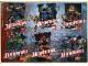 Gear No: 4509136  Name: Sticker, Bionicle Barraki Theme, Sheet of 6 Stickers