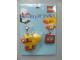 Gear No: 4519073  Name: Mini Key Chain Set - TPTC Japan, Duck and LEGO Logo