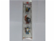 Gear No: 4527425  Name: Magnet Set, Minifigures Castle Fantasy Era (3) - Knight, Troll Warrior, Good Wizard