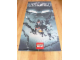 Gear No: 4531313  Name: Display Flag Cloth, Bionicle Phantoka style 1