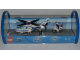 Gear No: 4531345  Name: Display Assembled Set, City Sets 7235 and 7741 in Plastic Case