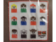 Gear No: 4538527  Name: Towel, Lego Duplo Family 25 x 25cm, White