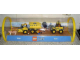 Gear No: 4548768  Name: Display Assembled Set, City Sets 7630 and 7631 in Plastic Case