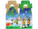 Gear No: 4556658HOL13b  Name: Pick-A-Brick Cardboard Box Holiday 2013 - Nighttime Scene (valid 12/27/2013 - 03/31/2014)