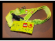 Gear No: 4557781  Name: Lanyard with LEGO Logo and Power Miners Pattern (Toy Fair Nuernberg Promotion) 2009