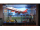 Gear No: 4585121  Name: Display Assembled Set, City Set 3182 Airport in Plastic Case