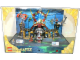 Gear No: 4597494  Name: Display Assembled Set, Atlantis Sets 8057 and 8078 in Plastic Case with Light