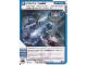 Gear No: 4612917  Name: Ninjago Masters of Spinjitzu Deck #1 Game Card 45 - Force Field - International Version