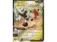 Gear No: 4612923  Name: Ninjago Masters of Spinjitzu Deck #1 Game Card 78 - Cut 'n' Run - International Version