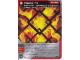 Gear No: 4612925  Name: Ninjago Masters of Spinjitzu Deck #1 Game Card 23 - Flame Pit - International Version