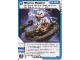 Gear No: 4612929  Name: Ninjago Masters of Spinjitzu Deck #1 Game Card 38 - Shaky Bones - International Version