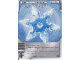 Gear No: 4612940  Name: Ninjago Masters of Spinjitzu Deck #1 Game Card 51 - Throwing Star - International Version