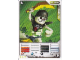 Gear No: 4612941  Name: Ninjago Masters of Spinjitzu Deck #1 Game Card 13 - Chopov - International Version