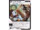Gear No: 4612942  Name: Ninjago Masters of Spinjitzu Deck #1 Game Card 70 - Rock Block - International Version